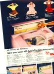 RCA whirlpool washer and dryer ads 1957