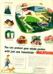 Click here to enlarge image and see more about item Z4164: Malathion insecticide ad 1956