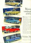 General Motors automobiles 1953 ad