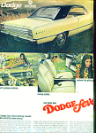 Click here to enlarge image and see more about item Z4307: Dodge Fever  - Dodge Dart 1968 AD FEVER
