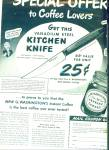 Click here to enlarge image and see more about item Z4314: G. Washington Instant coffee ad