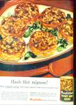 Click here to enlarge image and see more about item Z4421: Mary Kitchen Roast Beef hash ad 1956
