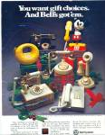 Click here to enlarge image and see more about item Z5051a: Bell telephone system ad MICKEY MOUSE PHONE