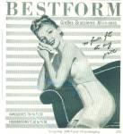Click here to enlarge image and see more about item Z5066: 1946 BESTFORM GIRDLE BRA Bassieres AD ARTWORK