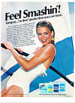 Click here to enlarge image and see more about item Z5075: Tampax ad 1980
