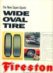 Click to view larger image of Firestone tire ads - wid oval tire - ad 1967 (Image1)