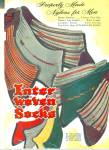 Click here to enlarge image and see more about item Z5359: Inter woven socks ad 1950