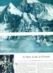 MT. EVEREST  story and pictures 1961