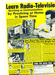 Click here to enlarge image and see more about item Z5514: National Radio Institute  - Schooling ad 1957