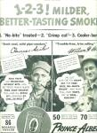 Click here to enlarge image and see more about item Z5537a: Prince Albert tobacco ad 1941