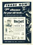 Bernomatic torch kit ad  1957