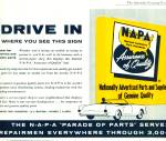 Click here to enlarge image and see more about item Z5633: NAPA auto parts ads 1961
