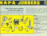 Click to view larger image of NAPA auto parts ads 1961 (Image4)