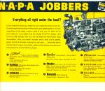 Click to view larger image of NAPA auto parts ads 1961 (Image5)