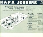 Click to view larger image of NAPA auto parts ads 1961 (Image6)