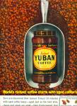 Yuban Instant coffee ad 1961