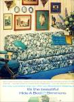 Simmons hide a bed ad 1961