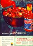 Open Pit Barbecue sauce ad 1961