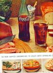 Click to view larger image of 1961 COCA COLA zing for your supper AD Coke (Image2)