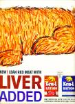 Click to view larger image of 1963 Ken L Ration (liver flavor) ART DOG AD (Image2)