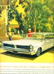 Pontiac Wide Track automobile 63 ad