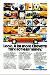 Chevrolet Chevette ad for 1978