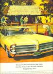 Click here to enlarge image and see more about item z6089: 1965 Pontiac  CAR AD VAN KAUFMAN ART
