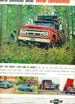 Click to view larger image of 1963 Chevrolet CHEVY 2pg TrucksAD (Image2)