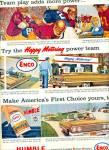 ENCO - Humble Oil & Refining company ad 1963