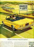 Click here to enlarge image and see more about item Z6311: Chevrolet Corvair monza ad 1964