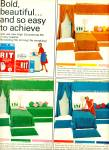 RIT  washing machine dye ad 1964