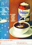 Click here to enlarge image and see more about item Z6317: Borden's Cremora - non dairy product ad 1964