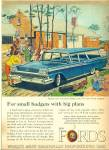 Click here to enlarge image and see more about item Z6442: Ford's country sedan  1959