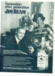 Jim Beam bourbon whiskey - HENRY MANCINI