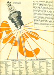 Click here to enlarge image and see more about item Z6534: AC Titan spark plugs ad 1920