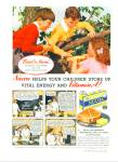 Click here to enlarge image and see more about item Z6570: 1940 NUCOA Oleo Margarine AD CUTEST KIDS