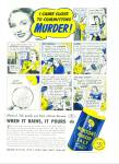 Click here to enlarge image and see more about item Z6590: Morton's iodizedsalt  ad 1940