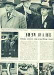 Funeral of a boss- Chicago's Edward J. Kelly