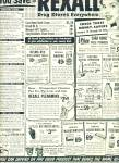 Click here to enlarge image and see more about item Z6654: Rexall drug stores sales ad 1953