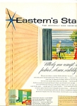 Eastern's star Venetian blinds ad