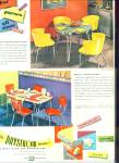 Click here to enlarge image and see more about item Z6870: Daystrom furniture ad 1953