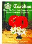 Carolina Scented candles ad 1967