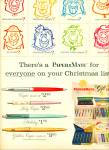 Click here to enlarge image and see more about item Z6935: Paper Mate pens  1959