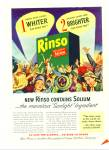 Rinso washing soap ad 1947