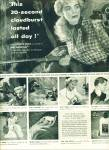 Click here to enlarge image and see more about item Z7042: Jergens Lotion - LIZABETH SCOTT  ad 1951