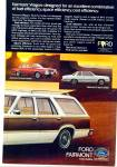 Ford Fairmont ad 1977