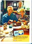 Click here to enlarge image and see more about item Z7101: Kraft Parkay margarine- BUDDY EBSEN  ad