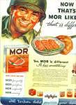 1944 MOR ie Spam AD HORNDORF ART Soldier