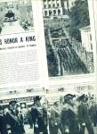 Death of Norway's King Haakon story 1957