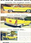 1957 DeSoto Dodge CAR AD Firesire Sport COOL